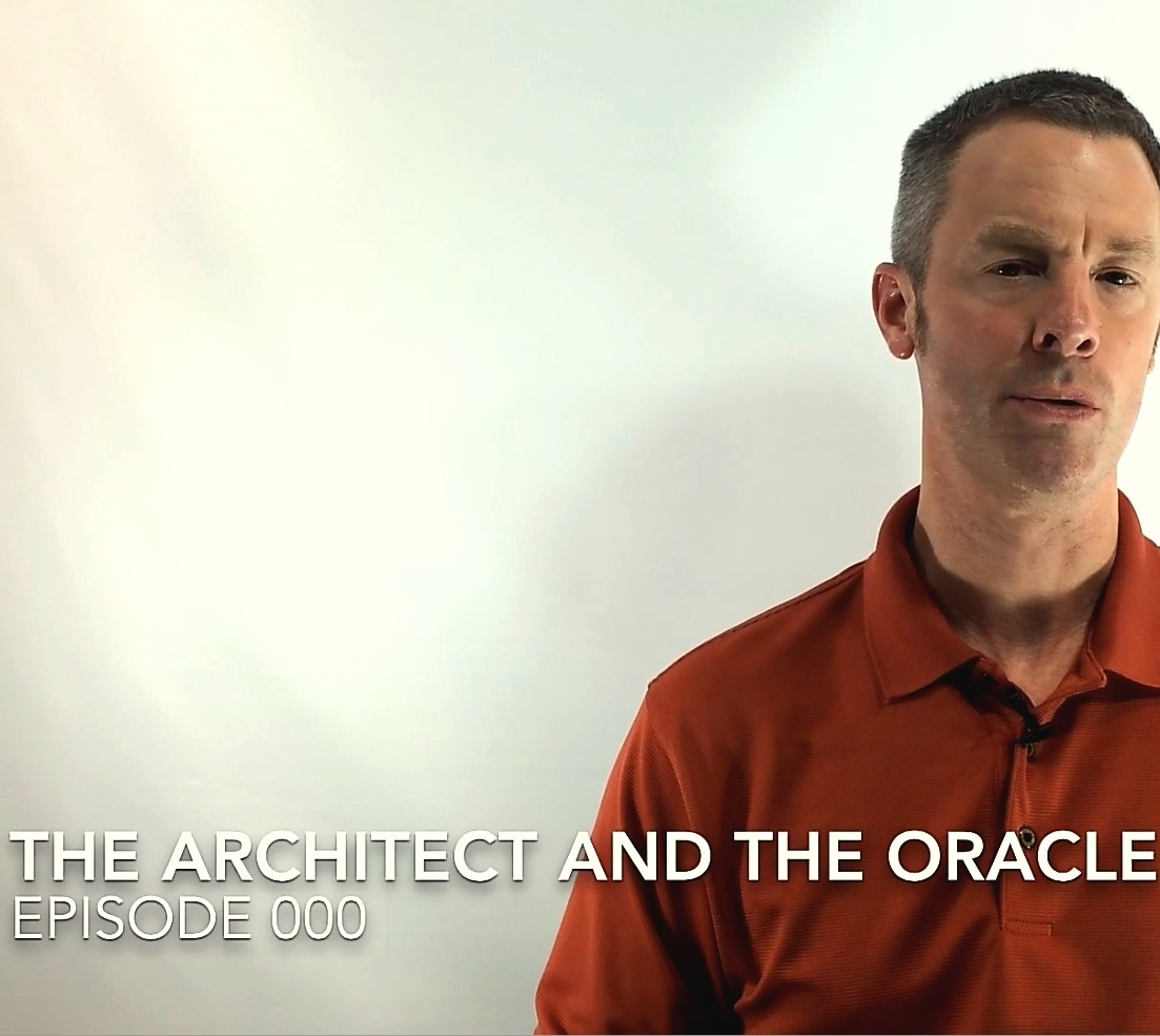 How do we get started on Social Media? The Architect and The Oracle Show
