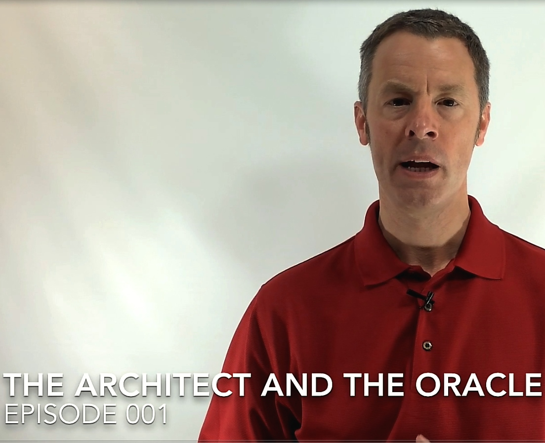 The American Institute of Architects' #ilookup The Architect and The Oracle Episode 001