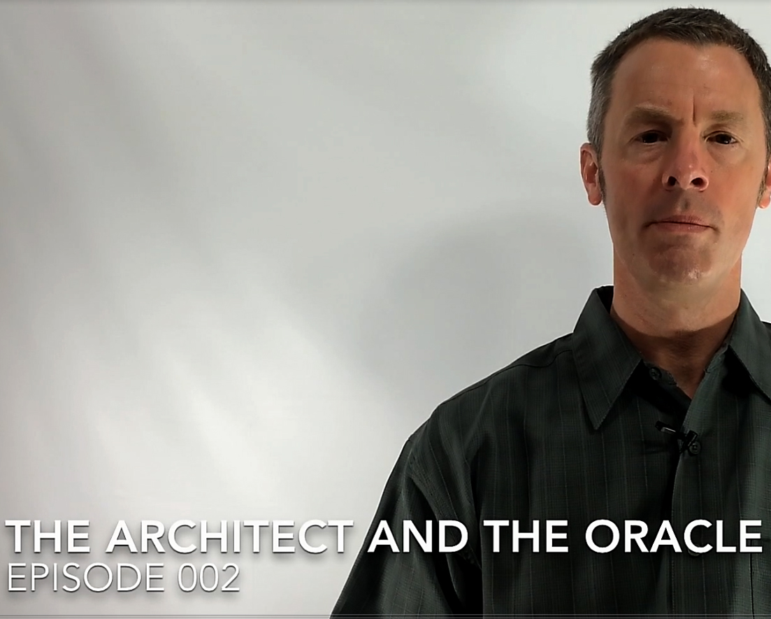 Do we need to be on social media? | The Architect and The Oracle Episode 002