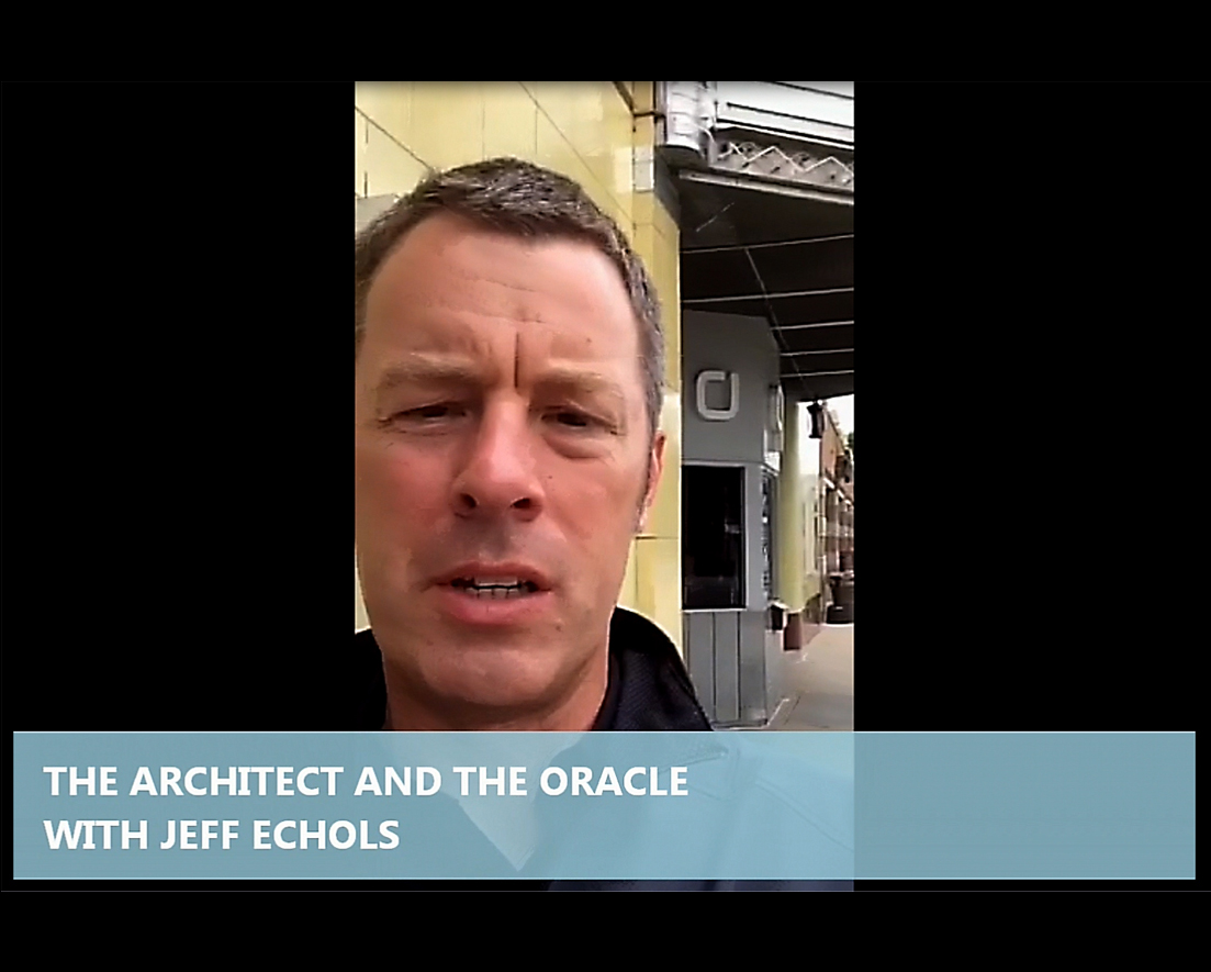 How Can We Tell The Story Of Design | Architect and Oracle Episode 007